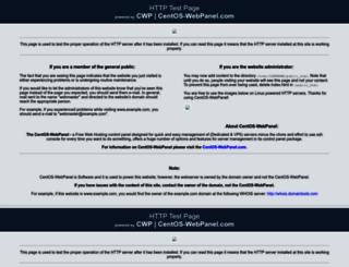 fibergrid.net screenshot