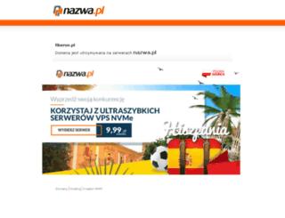fiberon.pl screenshot