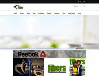fibersclub.com screenshot