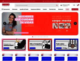 fibracirurgica.com.br screenshot