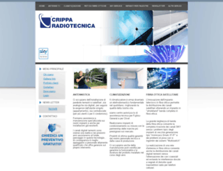 fibraotticacondominio.it screenshot