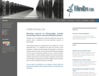 fibrores.org screenshot