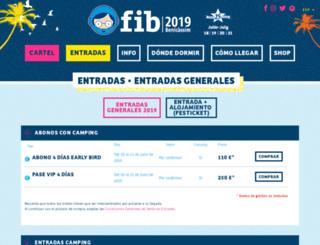 fibshop.com screenshot