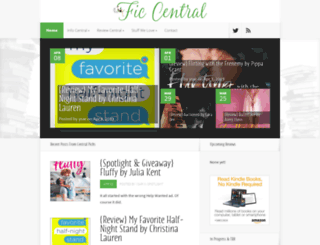 ficcentral.com screenshot