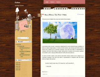 fiction-bmt.blogspot.com screenshot
