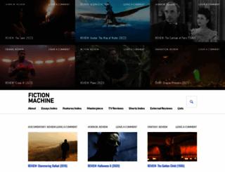 fictionmachine.com screenshot
