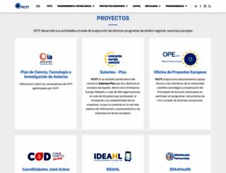ficyt.es screenshot