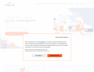 fidanimo.com screenshot