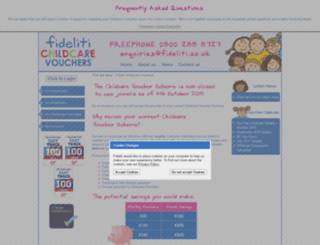 fideliti.co.uk screenshot