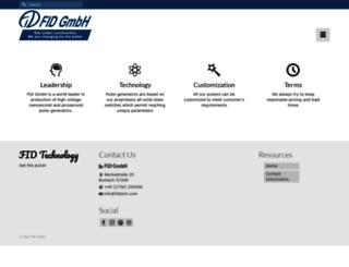 fidtech.com screenshot