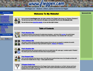 fieggen.com screenshot