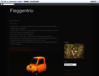 fieggentrio.blogspot.com screenshot