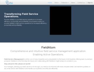 fieldatom.com screenshot