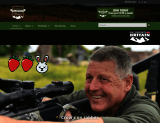fieldsportschannel.tv screenshot