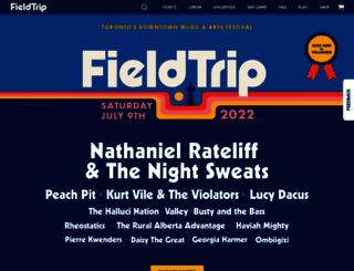 fieldtriplife.com screenshot