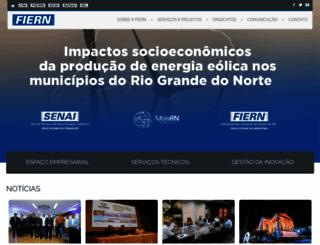 fiern.org.br screenshot