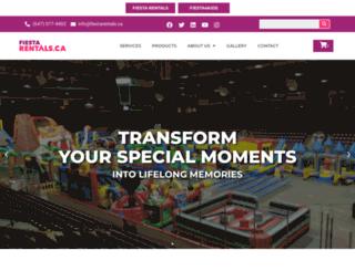 fiesta4kids.com screenshot