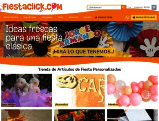 fiestaclick.com screenshot