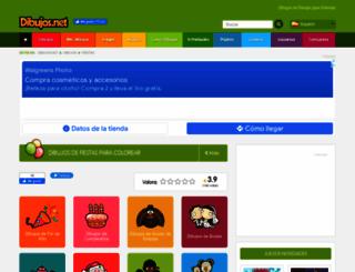 fiestas.dibujos.net screenshot