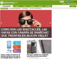 fiestas.practicopedia.com screenshot