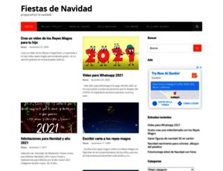 fiestasnavidad.blogspot.com screenshot
