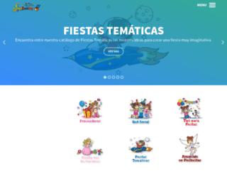 fiestecitas.com screenshot