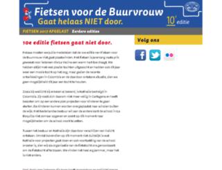 fietsenvoordebuurvrouw.nl screenshot