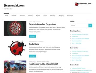 fiezaradzi.com screenshot