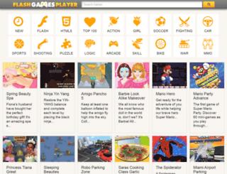 fifa-13.flashgamesplayer.com screenshot