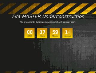 fifamaster.net screenshot