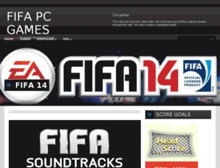 fifapcgames.blogspot.com screenshot