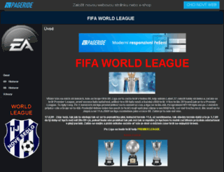 fifapremierleague.wbs.cz screenshot