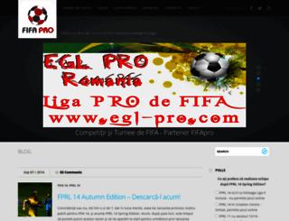 fifapro.ro screenshot
