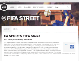 fifastreet.com screenshot
