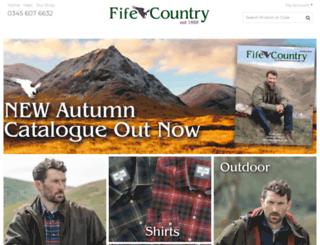 fifecountry.com screenshot