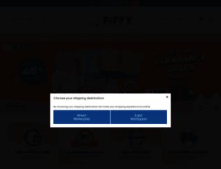 fiffybaby.com screenshot