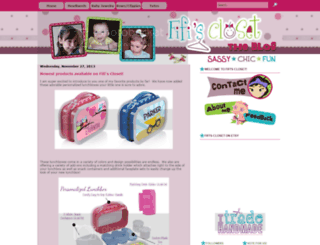 fifis-closet.blogspot.com screenshot