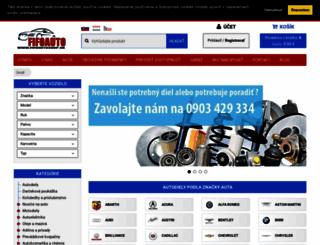 fifoautoshop.sk screenshot