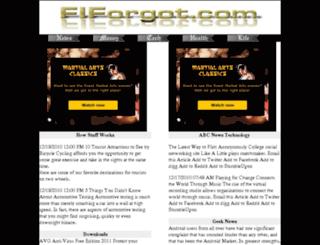 fiforgot.com screenshot