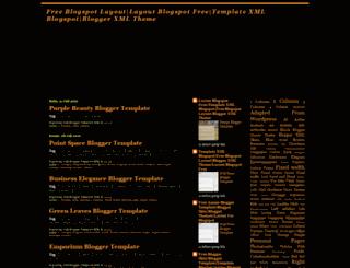 fifth-blogtemplates.blogspot.com screenshot