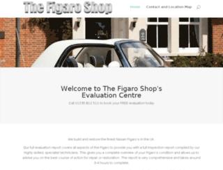 figaro-report.co.uk screenshot