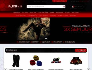 fightbrasil.com.br screenshot