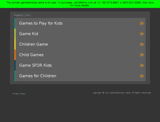 fighting.gamesforkids.name screenshot