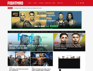 fightmag.net screenshot