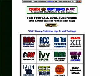 fightmusic.com screenshot