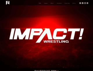 fightnetwork.com screenshot