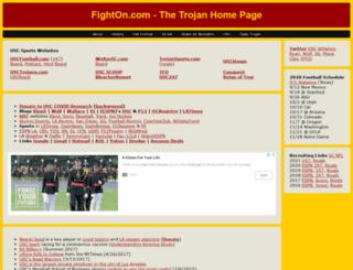 fighton.com screenshot