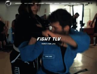 fighttlv.com screenshot