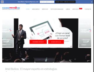 fijaciondeprecios.com screenshot