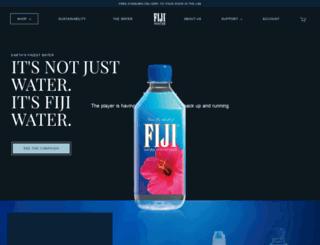 fijih2o.net screenshot
